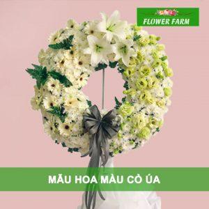 hoa chia buồn mùa cỏ úa