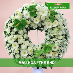 hoa chia buồn the end